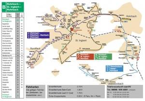 Busplan Rohrbachfest