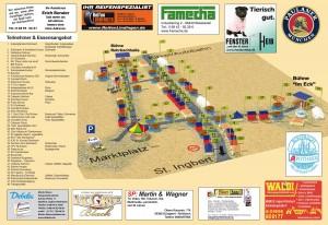 Standplan Rohrbachfest