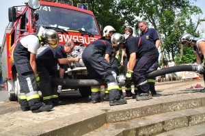 Feuerwehr Hassel (Foto: Günter Schwan)