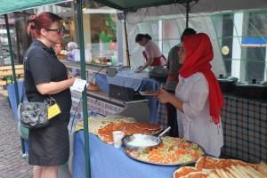 WSSI testet türkische Spezialitäten auf dem Stadtfest
