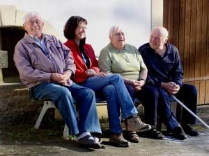 Eine Landpartie für Senioren - Biosphären VHS