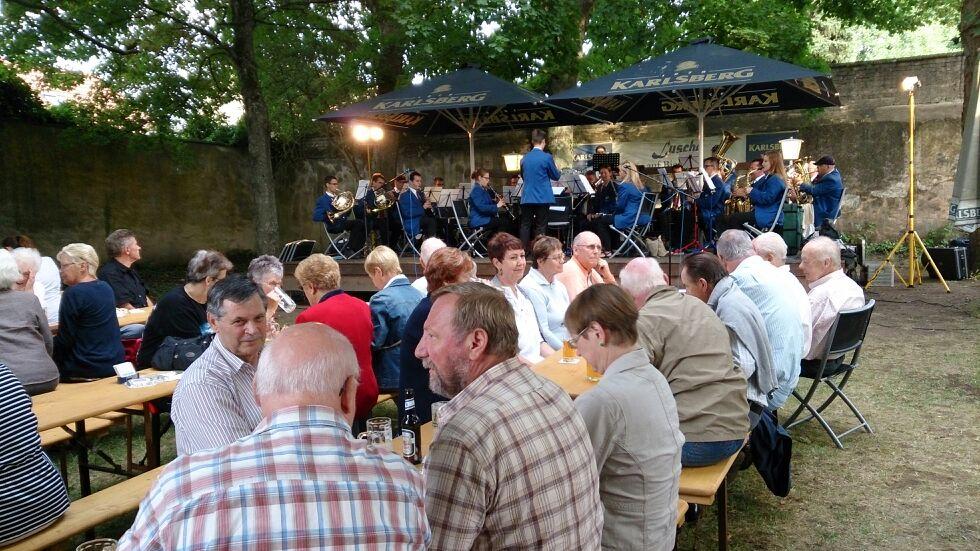 Sommerkonzert im Alten Steinbruch