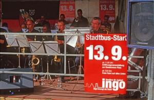 Start Ingo Buslinie 2003.2