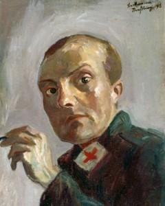 Ausstellung 1914 Die Avantgarden im Kampf