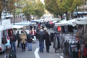 Krammarkt in der Innenstadt