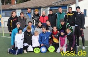 Frisbee Winzer