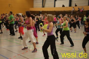 Zumba Family Day in der Ingobertushalle
