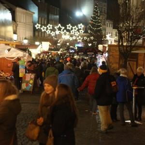 Weihnachtsmarkt St. Ingbert