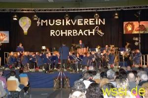 (Foto: Musikverein Rohrbach)