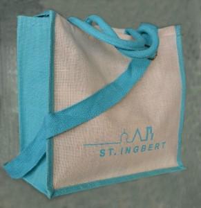 Die neuen St. Ingbert Taschen (Foto: Stadtmarketing)