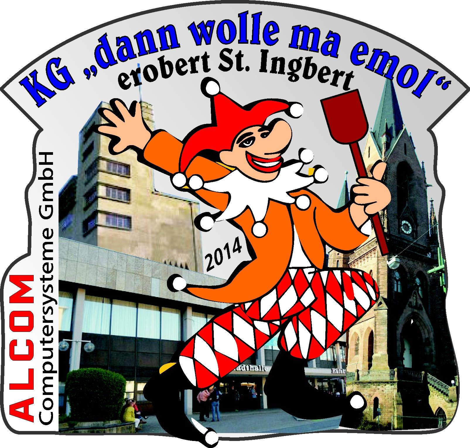 "Kindermaskenball der der KG ""dann wolle ma emol"""