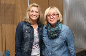 Yvonne Heil und Gabi Klein (Foto: privat)
