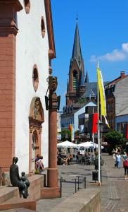 Engelbertskirche, Foto: Stadt St. Ingbert