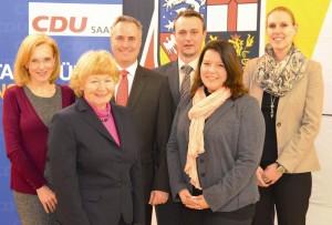 Gebietsliste Stadtrat CDU (Foto: CDU)