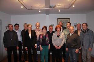 Mitgliederversammlung der CDU Oberwürzbach