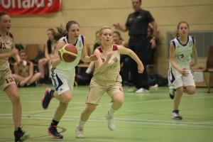 Juniorenmannschaft Damen der Saints