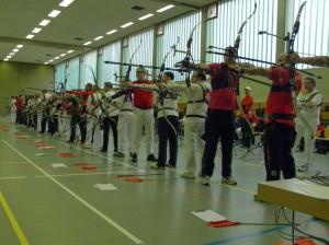 Landesmeisterschaften im Bogenschießen (Foto: Edgar Omlor)
