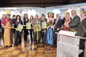 Eröffnung Tourismusbörse (Foto: Saarpfalz-Touristik)