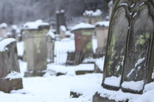 Friedhofsgrab