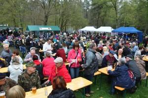 Frühlingsfest der RK Hassel (Foto: E. Koch)