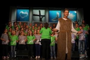 Johannes der Täufer Musical (Foto: Edgar Omlor)