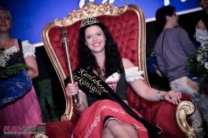 Bierkönigin 2014 Marie-Christin Wilhelmi (Foto: Plan Events)