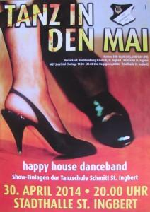 Tanz in den Mai Plakat