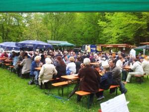 Musikverein Hochscheid-Reichenbrunn Frühlingsfest