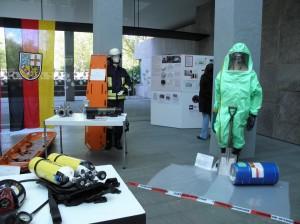 Feuerwehrausstellung (Foto: Edgar Omlor)