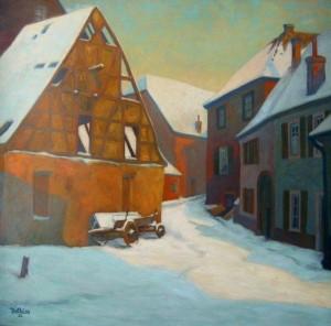 Gemälde: Walther Weis