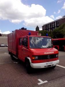 Feuerwehrfahrzeug (Quelle: Feuerwehr.de)