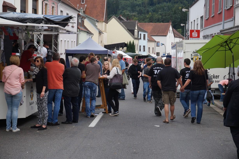 Dorffest Hassel mit Kirmes