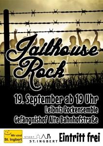 Jailhouse Rock im Gefängnis