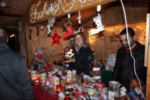 Miri´s süßes Stübchen auf dem St. Ingberter Weihnachtsmarkt