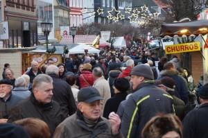 St. Ingberter Weihnachtsmarkt 2014