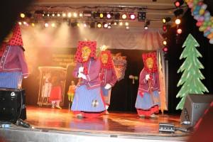 Karnevalsverein Hottscheck-Narrenzunft aus Grötzingen (Foto: Siegmund Müller)