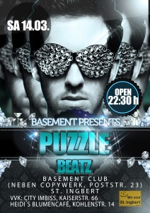Puzzle Beatz im Basement