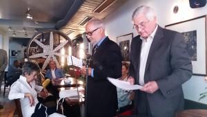 Gedenkveranstaltungen aus Anlass des 100. Todestages von Albert Weisgerber