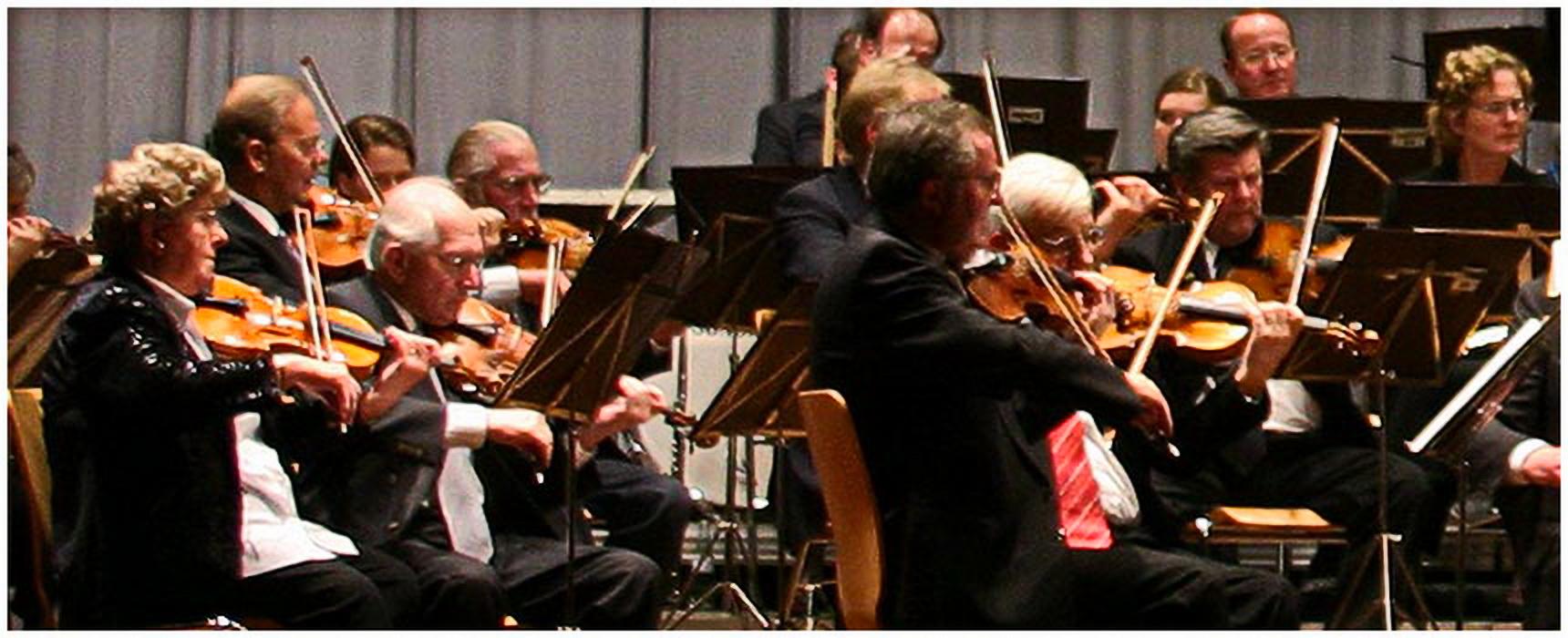 Herbstkonzert des Städt. Orchesters