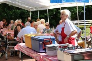 Sommerfest im Mathildenstift