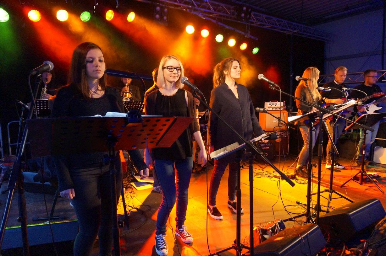 Sommerbühne: Leibniz Rockensemble