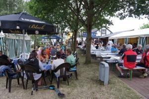 Hüttenfest beim Wanderverein Edelweiß