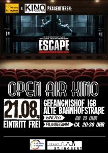 Jailhose Kino Plakat