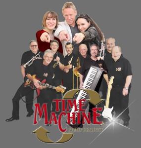 """Time Machine"" Band"