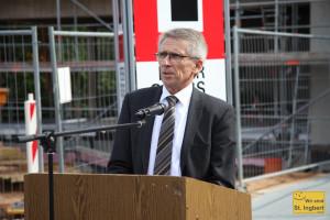 Der Geschäftsführer der Stadtwerke GmbH, Hubert Wagner (Foto: Frank Leyendecker)