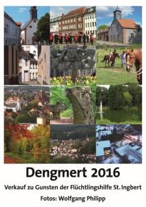Dengmert 2016 Kalender