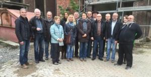 Die Unabhängigen in der Baumwollspinnerei  (Foto: UCD)