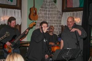 Bluessession im Irish Pub (Foto: Frank Leyendecker)
