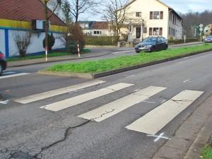Unfallschwerpunkt (Foto: SPD)
