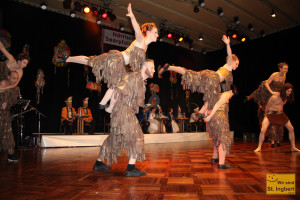 """Das Musical """"Tarzan"""" von den Bierbacher Aktiven (Foto: Frank Leyendecker)"""